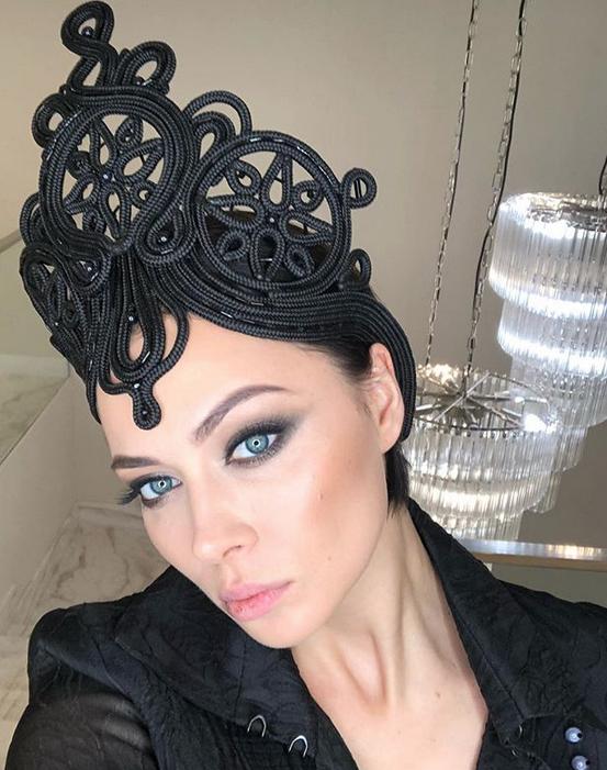 Настасья Самбурская, фотоархив. Фото скриншот https://www.instagram.com/samburskaya/