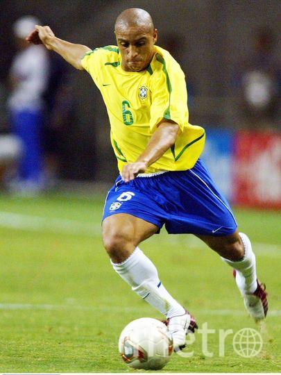 Роберто Карлос – один из самых известных футболистов сборной Бразилии. Фото Getty
