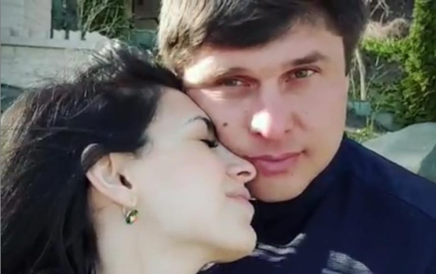 Ирина и Владимир Смирновы. Фото Скриншот видео Instagram/_irina__smirnova_