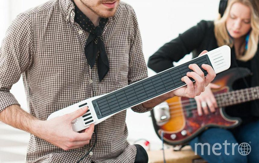 """4 способа научиться играть на музыкальных инструментах. Фото """"Metro"""""""