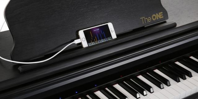 Умное пианино.