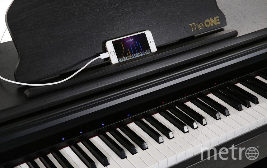 "Умное пианино. Фото ""Metro"""