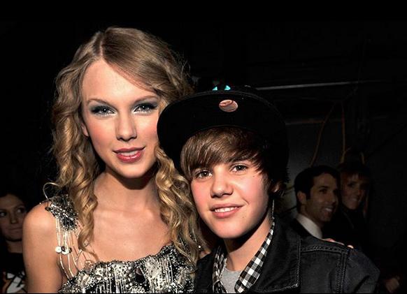 Тейлор Свифт и Джастин Бибер. Фото скриншот: instagram.com/justinbieber/