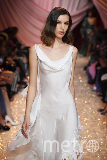показ Ульяны Сергеенко в Париже. Фото Getty
