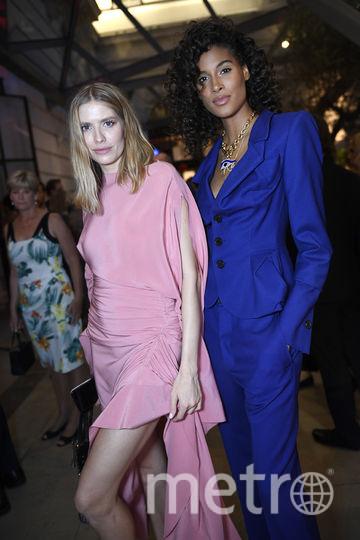 Елена Перминова и Синди Бруна. Фото Getty