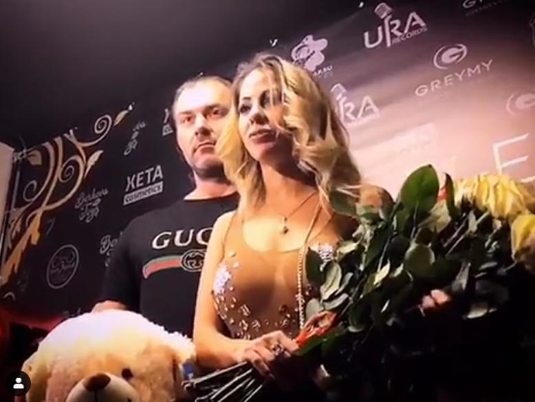Лена Беркова. Фото Скриншот Instagram: @berkova