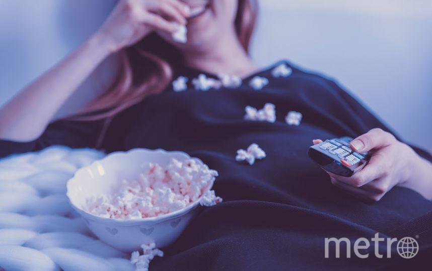 79% граждан регулярно смотрят фильмы и сериалы в свободное время. Фото Pixabay
