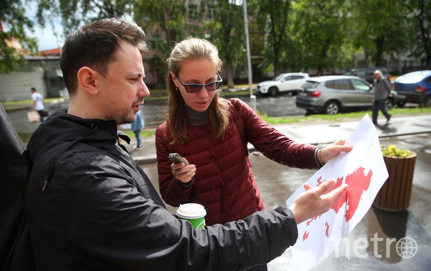 Репортёр Metro проверила, узнают ли сейчас горожане родные просторы и что они им напоминают. Фото Василий Кузьмичёнок