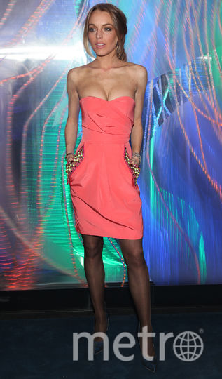 Линдси Лохан. Фото Getty