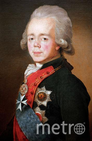 Павел I. Фото РИА Новости