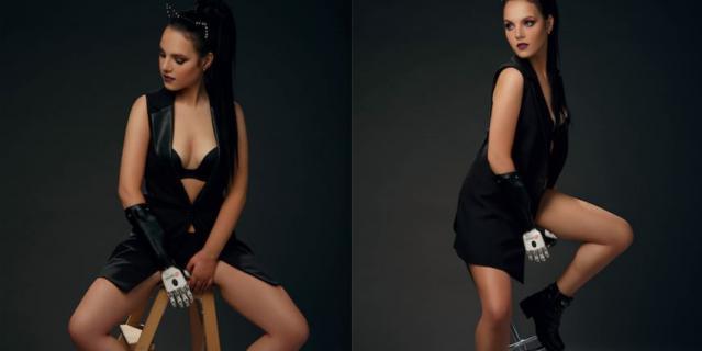 Маргарита Грачёва и её фотосессия.