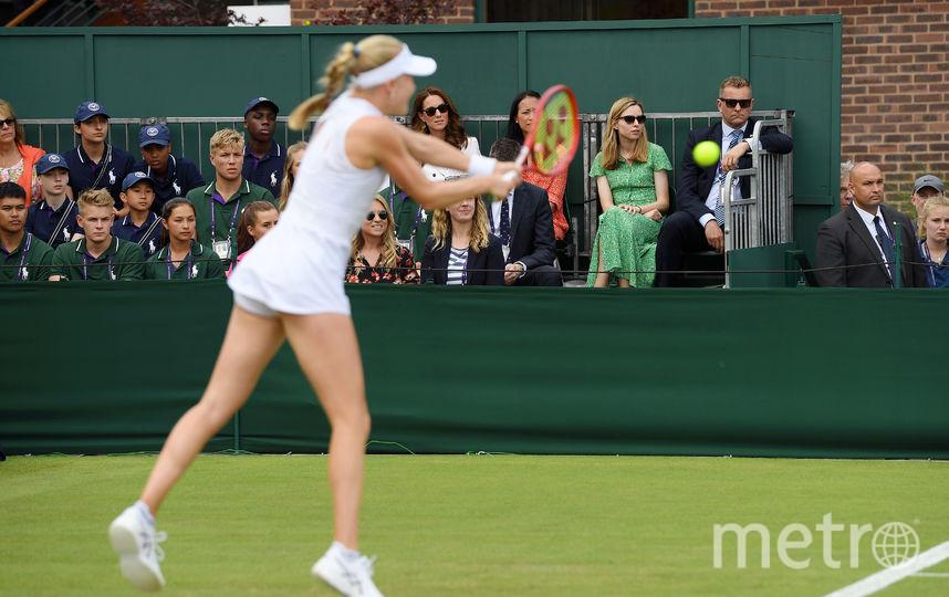 Второй день теннисного турнира. Фото Getty