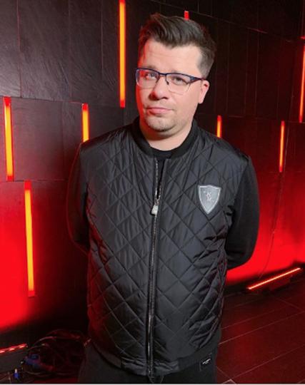 Комик Гарик Харламов. Фото www.instagram.com/asmuskristina