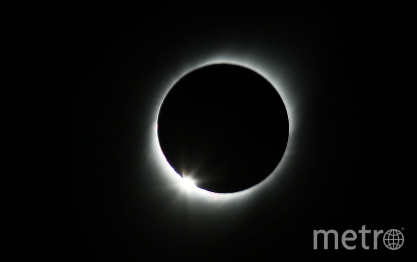 Солнечное затмение 2 июля. Фото Getty