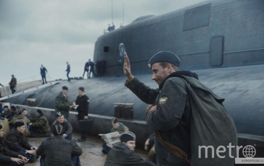 Экипаж подводной лодки перед отправлением в автономное плавание. Фото все фото экспонента, kinopoisk.ru