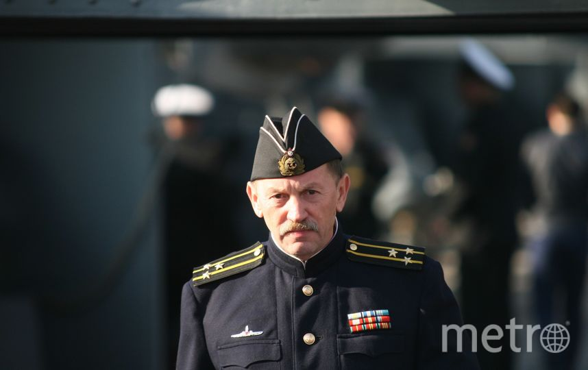 "Игорь Курдин. Фото ""Metro"""