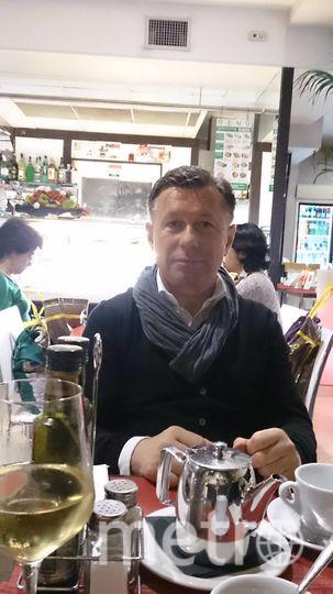 """Андрей Корень. Фото """"Metro"""""""