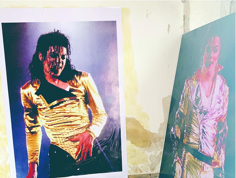 "Дом, в котором жил Майкл Джексон, во время съёмок клипа на песню ""They Don't Care About Us"". Фото cortesia"