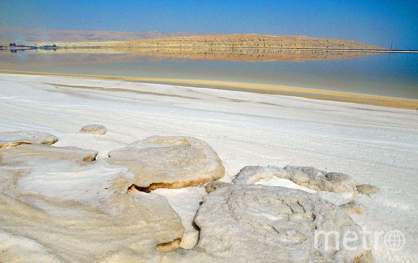 Мёртвое море, архивное фото. Фото Getty