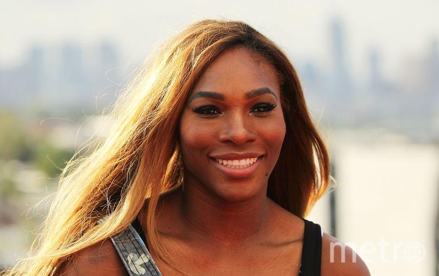 Теннисистка Серена Уияльмс. Фото Getty