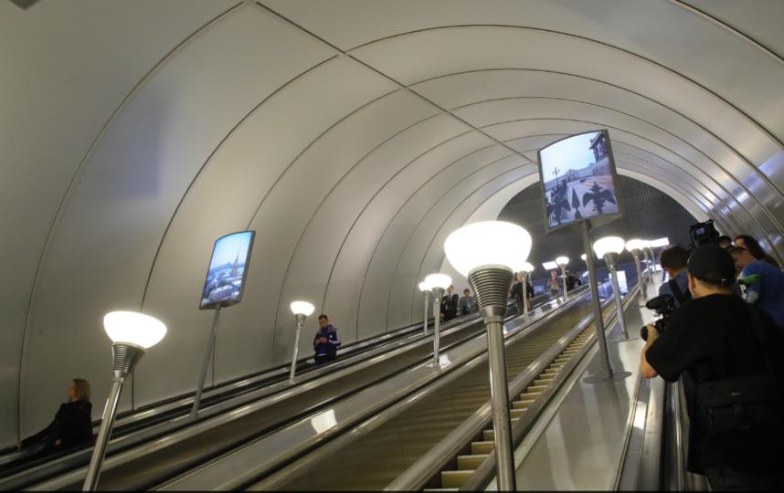 """Открытие """"Академической"""" 1 июля. Фото gov.spb.ru, """"Metro"""""""