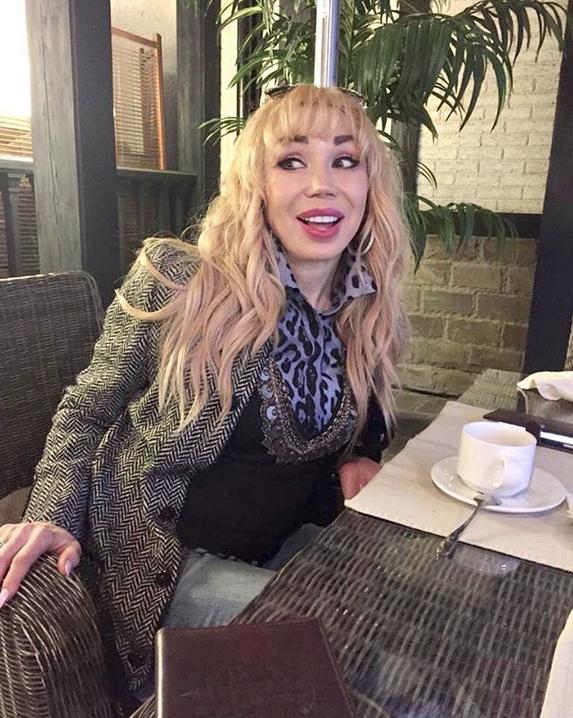 Маша Распутина. Фото Скриншот Instagram: @masharasputina_official