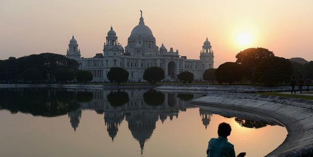 Индия.