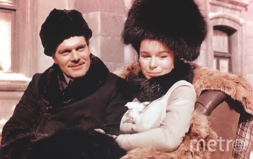 "Кадр из фильма ""Доктор Живаго"". Фото Юниверсал Пикчерс Рус, kinopoisk.ru"