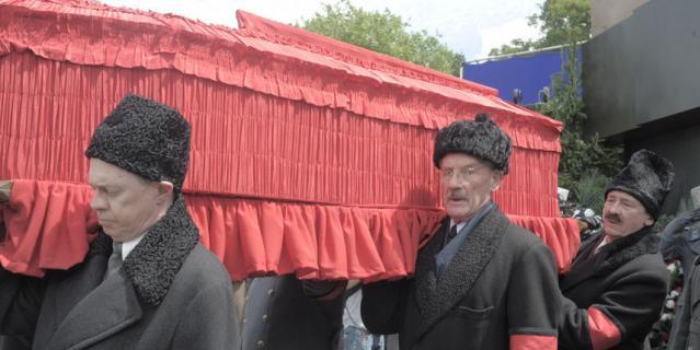 """Кадр из фильма """"Смерть Сталина""""."""