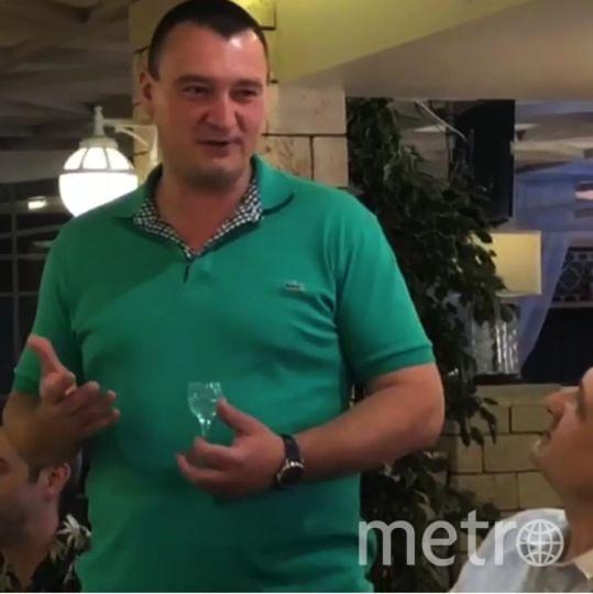 """Денис Долонский. Фото https://vk.com/video82591100_456239019, """"Metro"""""""