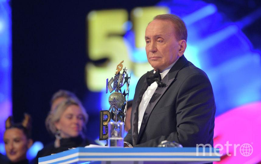 Телеведущий Александр Масляков. Фото РИА Новости
