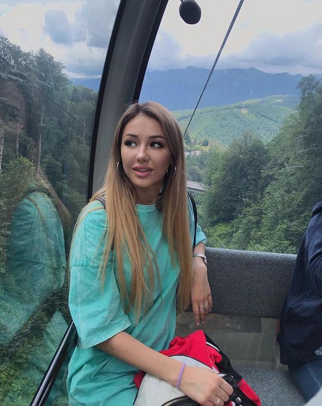 Лера Козлова. Фото Скриншот Instagram: @leraromantika.88