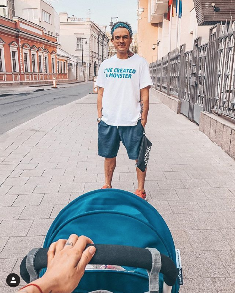 Скриншот instagram.com/reginatodorenko/.