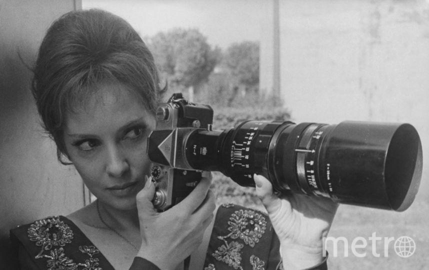 Джина Лоллобриджида в молодости. Фото Getty
