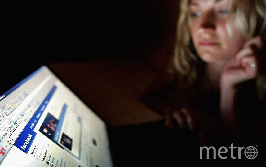 Соцсеть. Фото Getty