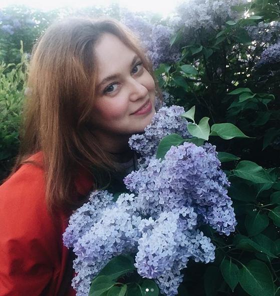 Анна Ануфриева. Фото скриншот: instagram.com/annet_anufrieva