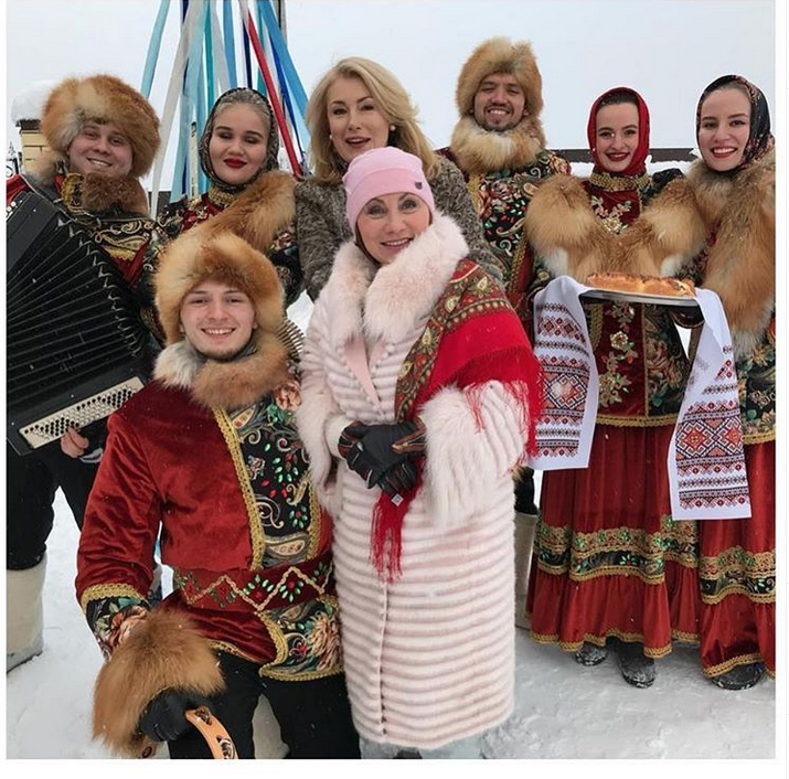 Роза Сябитова. Фото Скриншот Instagram: @syabitova_roza