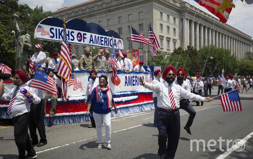В США отмечают День независимости. Фото AFP