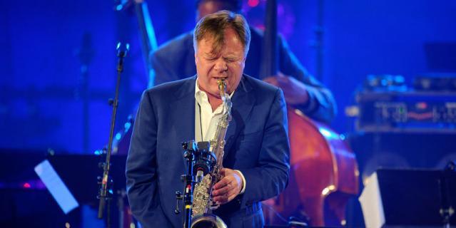 Игорь Бутман - один из хэдлайнеров фестиваля Jazzовые сезоны.