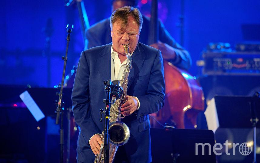 Игорь Бутман - один из хэдлайнеров фестиваля Jazzовые сезоны. Фото Getty