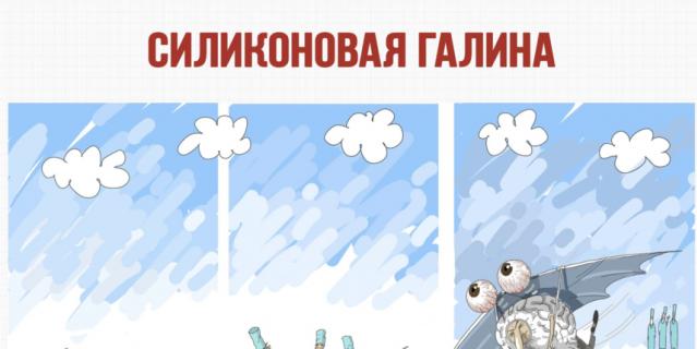 Силиконовая Галина.