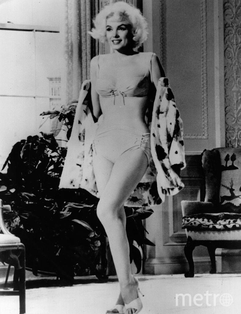Мэрилин Монро. 50-е годы. Фото Getty