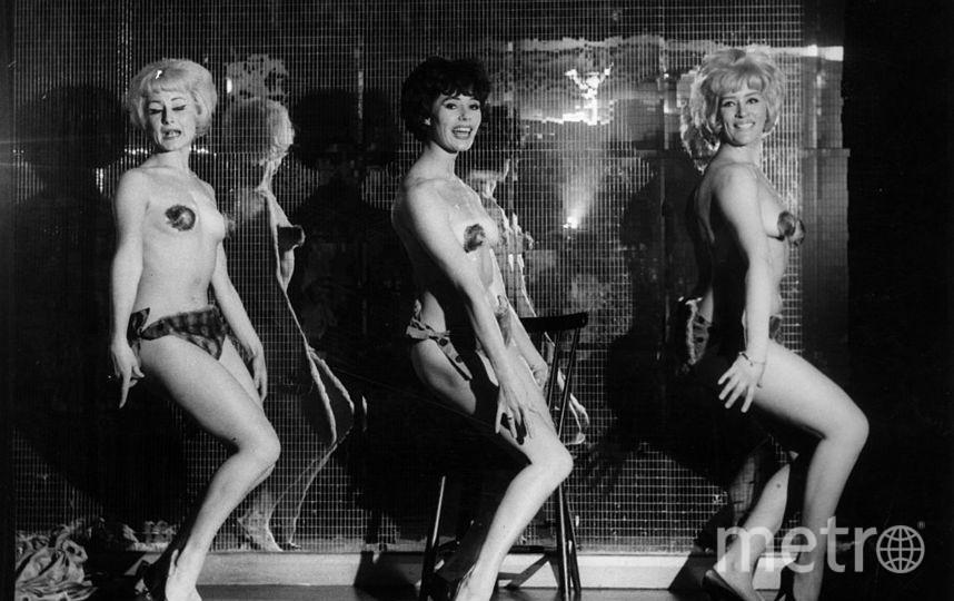 Бикини 50-х годов. Фото Getty