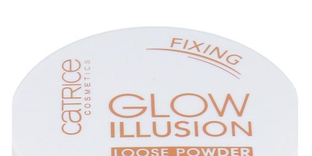 Пудра Catrice Glow Illusion Loose Powder.