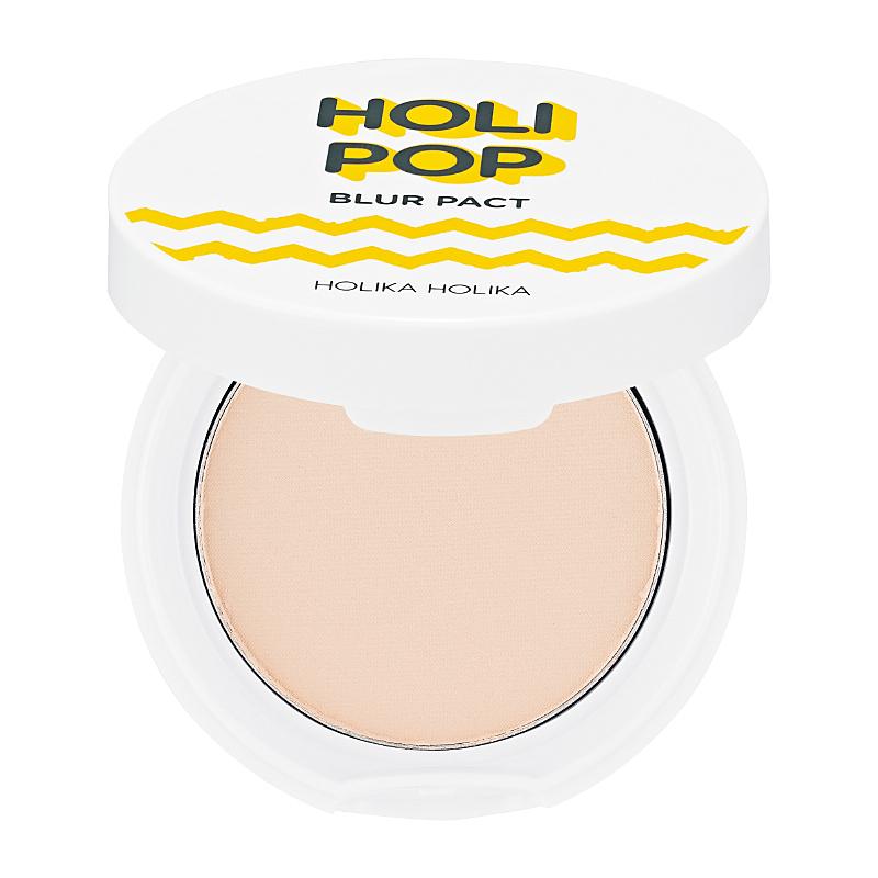 "Пудра для лица HolI Pop Blur pact HolikaHolika. Фото ""Metro"""