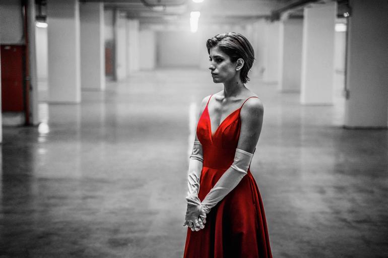 Актриса Анна Чиповская. Фото ТВ-3, Mars Media