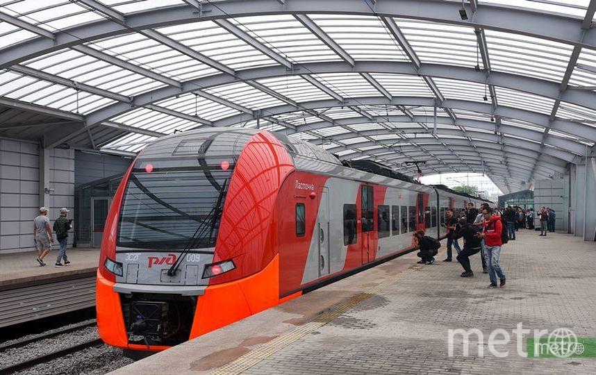 Остановки диаметров будут связаны со станциями метро и МЦК. Фото Василий Кузьмичёнок