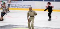 70-летний пенсионер устроил танцы на льду и покорил Беларусь