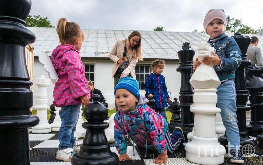 """На празднике Metro Family Day-2019 в Петербурге. Фото Алена Бобрович, """"Metro"""""""
