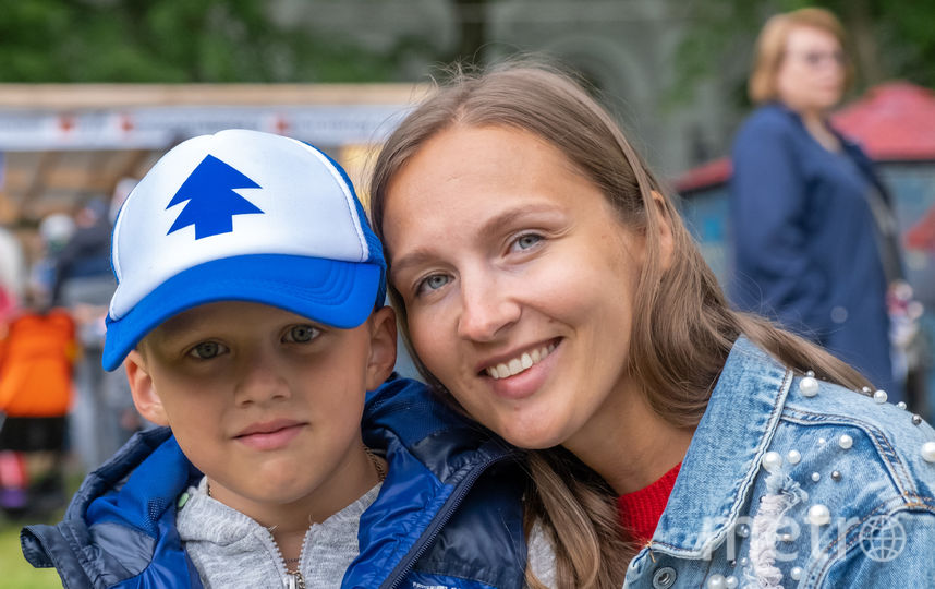 """Лева и Элина. Фото Алена Бобрович, """"Metro"""""""